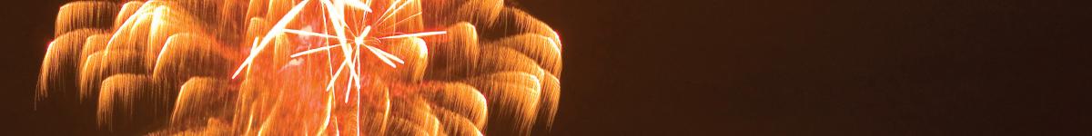 joy & fireworks