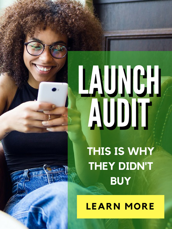launch audit